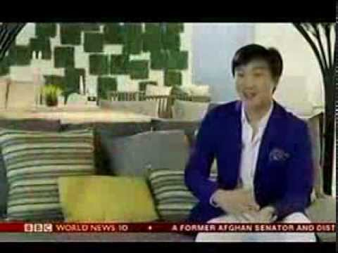Kenneth Cobonpue, Asia Business Report BBC