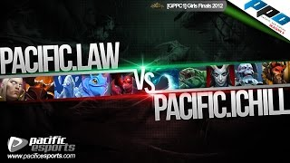 [GPPC Sept Girls Finals] Pacific.LAW vs Pacific.Ichill view on youtube.com tube online.