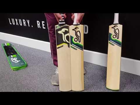 Kookaburra Kahuna Pro JUNIOR Cricket Bat