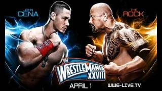 "WWE WrestleMania 28 Theme Song: ""Invincible"" + Download"