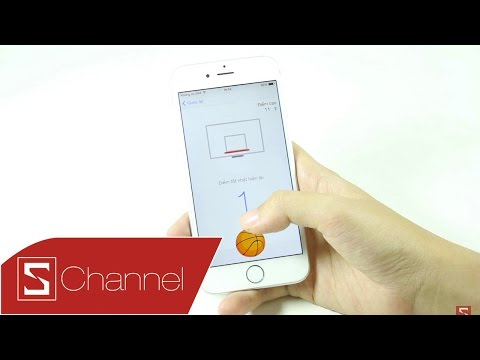 Schannel - Chơi game bóng rổ trên Facebook Messenger, bạn đã thử chưa?