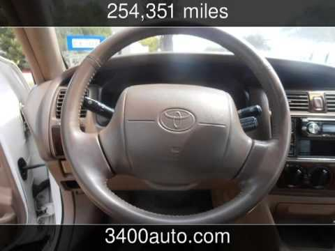 1996 Toyota Avalon XLS w/Bucket Seats Used Cars - Plano,Texas - 2013-09-14