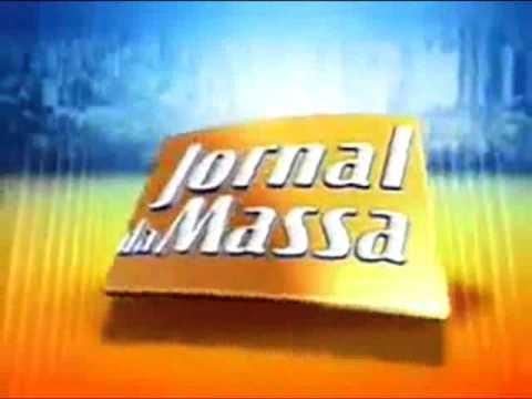 Vinheta do Jornal da Massa - 2011