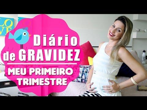 17 semanas do BabyMinelli ♥ Diário de Gravidez