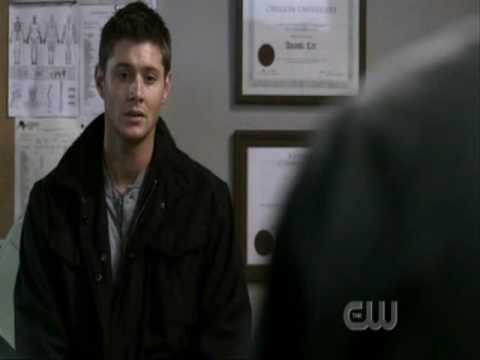 Laugh, I Nearly Died Supernatural