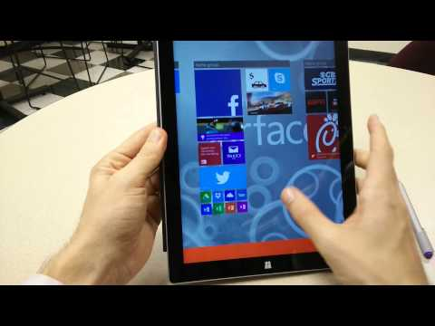 Surface Pro 3 - Initial Thoughts and a Cool Trick
