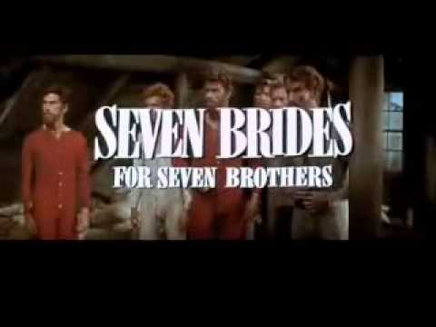Seven Brides For Seven Brothers Trailer and iPhone 4 and iPhone 5 Case