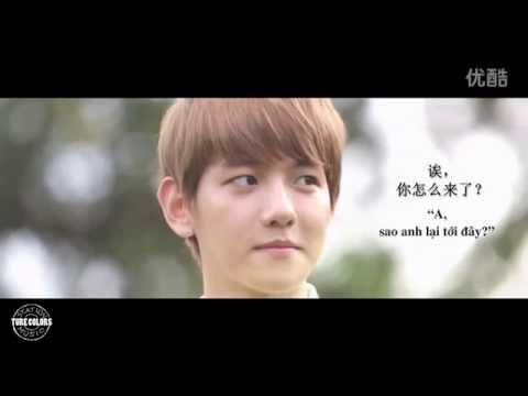 [Vietsub] [Fanmade Trailer Fanfic] Thế Giới Cùng Tôi Yêu Em