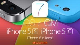 iPhone 5C vs. iPhone 5S karşılaştırma