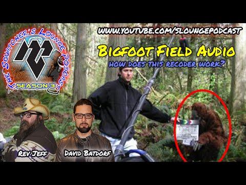 Man catches Bigfoot Vocals on Audio Recorder - SLP3-4