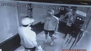 Vhong Navarro Accident Fort Condo (CCTV Footage) HD