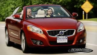 2010 BMW 135i vs. 2010 Volvo C70 review videos