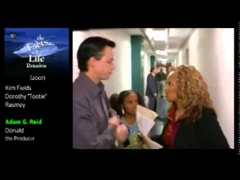 The Facts of Life Reunion with Kim Fields and Adam G. Reid