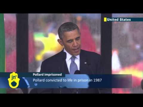 Pollard imprisoned: US Jewish groups call for release of jailed Israeli spy