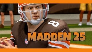 Madden 25 Next Gen QB Connected Career New Rookie QB In