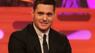 Michael Bublé Sings To Baby Bumps The Graham Norton