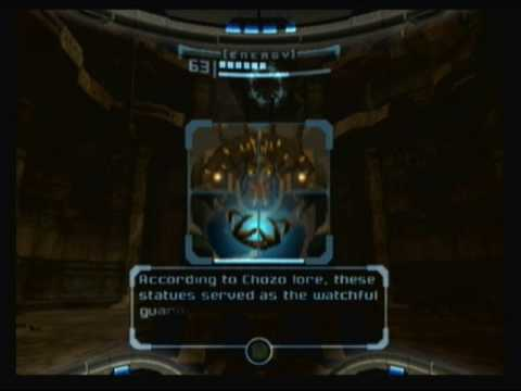 Metroid Prime Walkthrough Part 35-Ice Beam