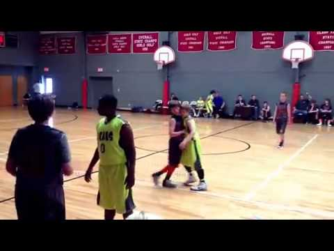This Kid Flops At A LeBron James Level