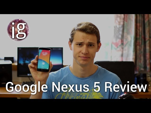Google Nexus 5 Review | IGO Nov 10