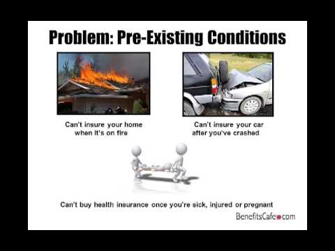Health Care Reform: Problems with the Current System that the Affordable Care Act (ObamaCare) Solves