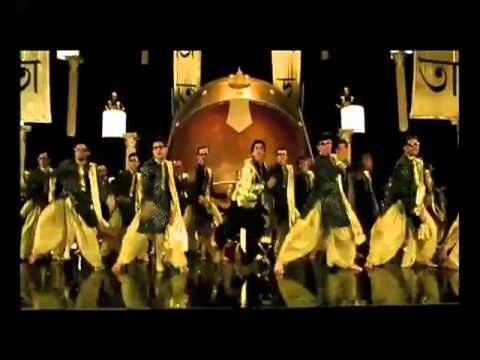 Kolkata Knight Riders (KKR) - IPL 2011 Anthem Theme song - Korbo Lorbo Jitbo Re -pVd8O9j7R-0