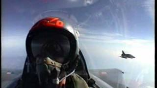 Wild Fly Mirage 2000 Low Level In Morocco