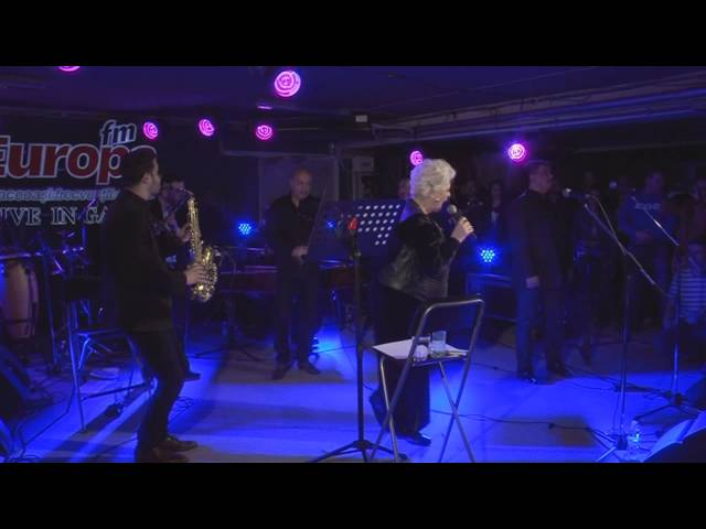 Monica Anghel & Mahala Rai Banda - Iarba de acasa | LIVE in Garajul Europa FM