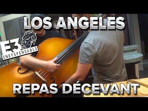 Los Angeles #3 : Repas décevant
