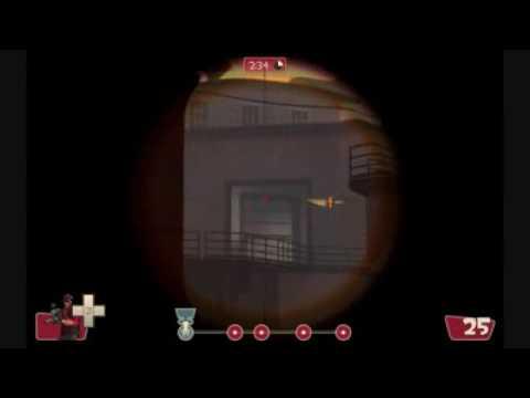 Заметки снайпера на 2fort & badwater