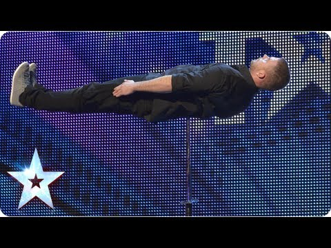 Could it be magic with James More! | Week 7 Auditions | Britain's Got Talent 2013,