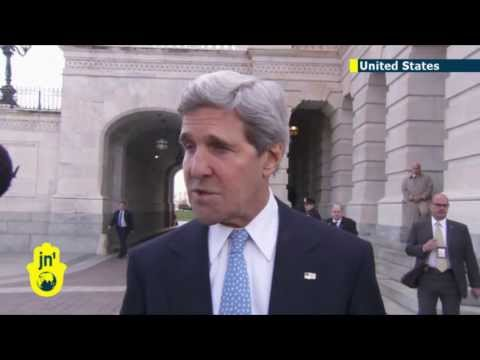 US Secretary of State John Kerry reportedly urges senators: 'stop listening to Israel on Iran'