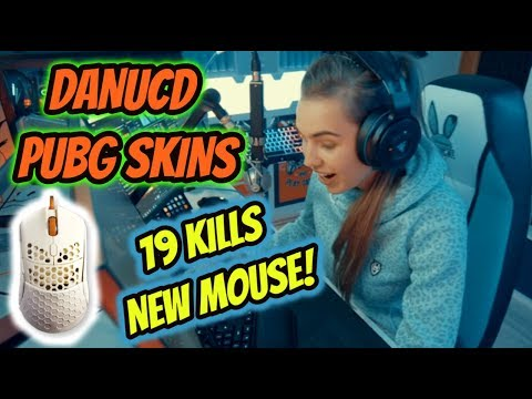 DANUCD SKINS | 19 KILLS WITH NEW MOUSE !