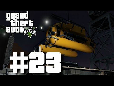 Grand Theft Auto 5 Gameplay Walkthrough Part 23