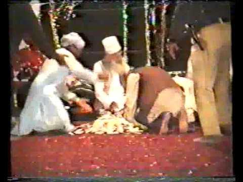 HAZRAT SUFI DOST MUHAMMAD SHAH,, (BABA JEE NAQEEB ULLAH SHAH MEHFIL SAMA ) 1993 (04-20)