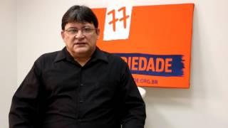 Max Nei Machado Andrade – Presidente estadual do Solidariedade-AP