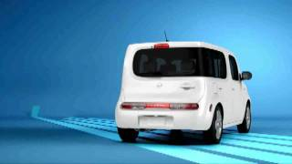 NISSAN CUBE T.V. COMMERCIAL