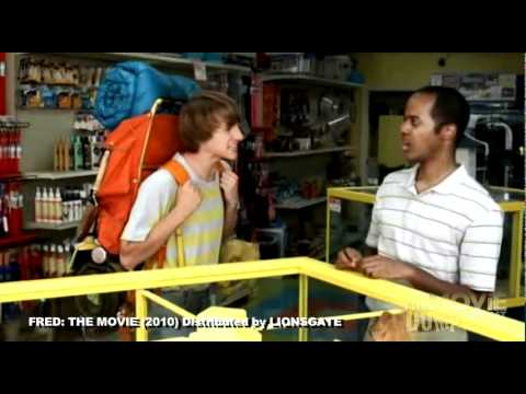 FRED THE MOVIE: Pet Shop Scene      - YouTube