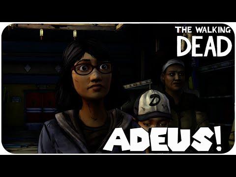 The Walking Dead 2 #18 ADEUS, SARA!