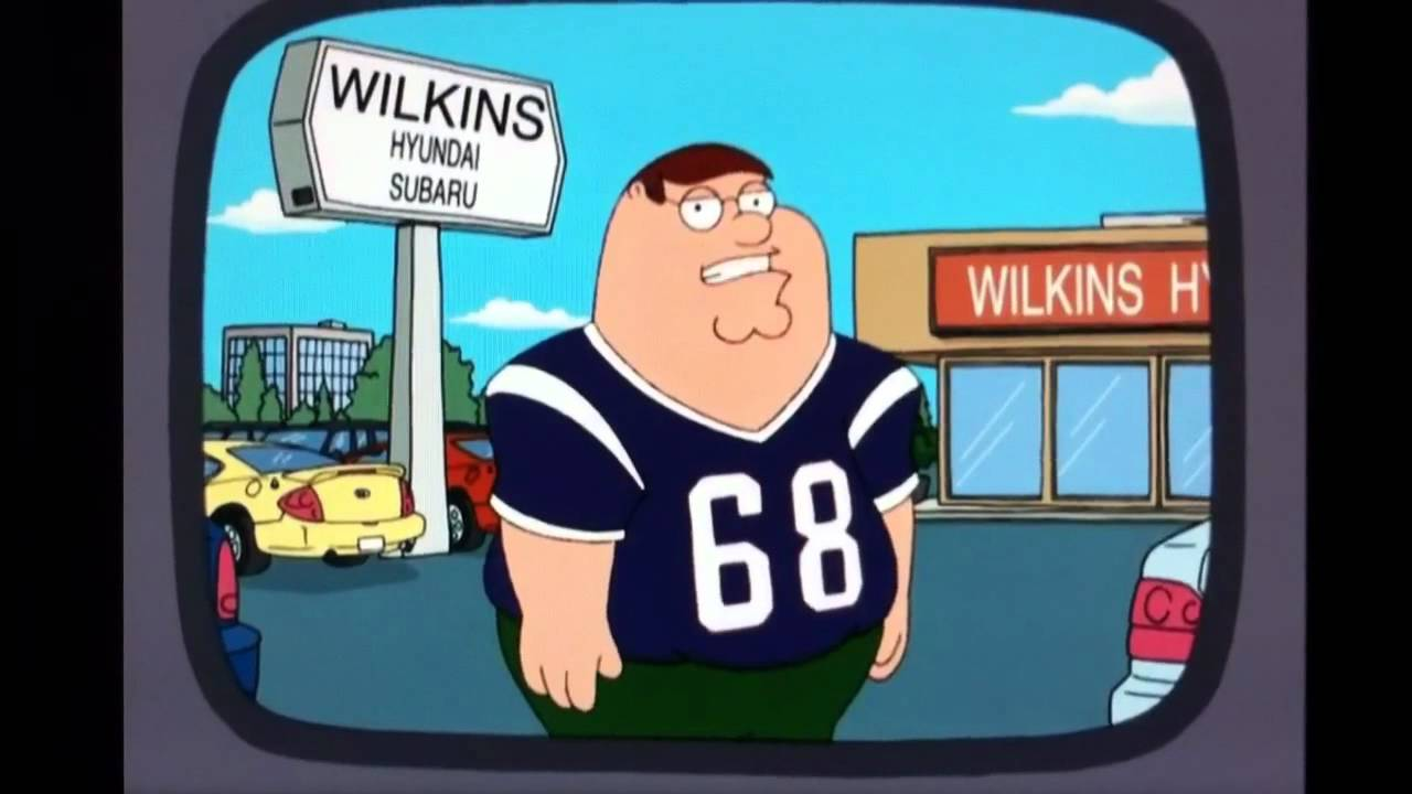 Family Guy Peter