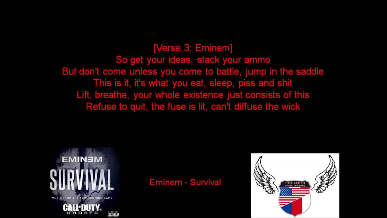 Survival lyrics az lyrics