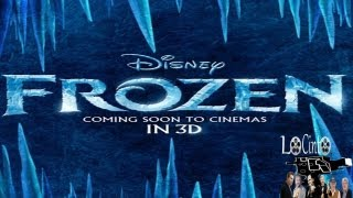 Frozen Una Aventura Congelada. Trailer Español Latino