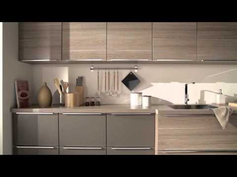 cuisine design idealis collection signature but 2012 2013 youtube. Black Bedroom Furniture Sets. Home Design Ideas