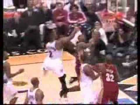 Jay-Z Diss DeShawn Stevenson LeBron James Blow The Whistle