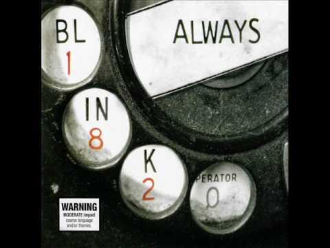 Blink 182 - I Miss You Live (Always Single).wmv