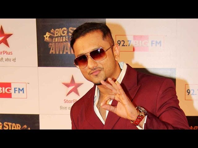Video | 4th Big Star Entertainment Awards | Honey Singh