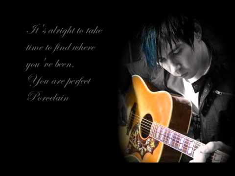 Porcelain Marianas Trench with LYRICS