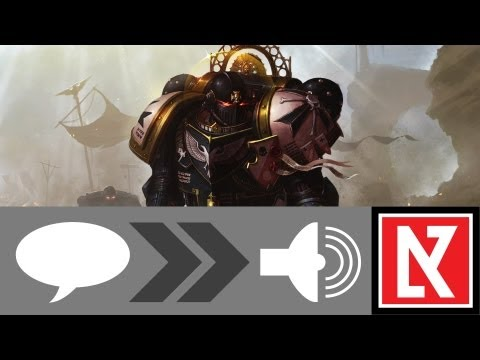 How to Paint Digitally: Warhammer 40,000 Black Templar Space Marine: Speed Paint Tutorial