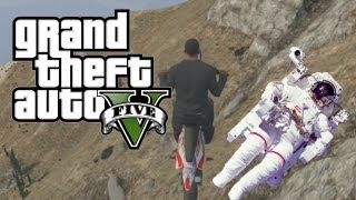 GTA 5 Cheats MOON GRAVITY CHEAT CODE! (Grand Theft Auto