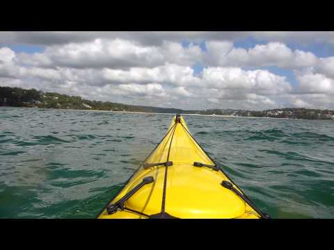 02.Kayak Paddle-Port Hacking-25.2.14