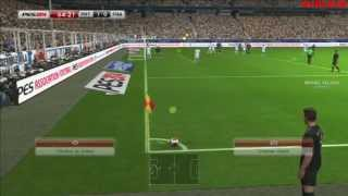 Comparaison Démo FIFA 14 Vs PES 2014